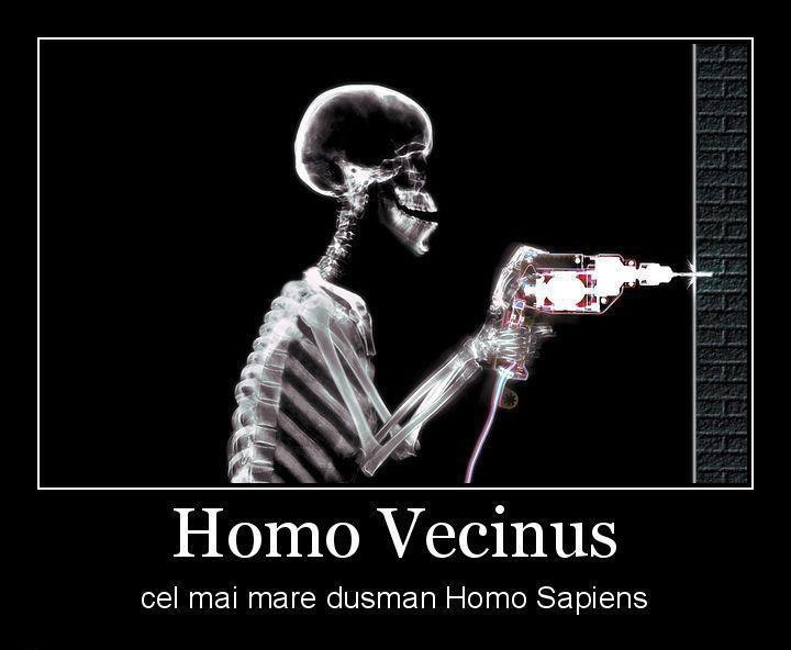 Homo Vecinus, Vecini Deranjanti