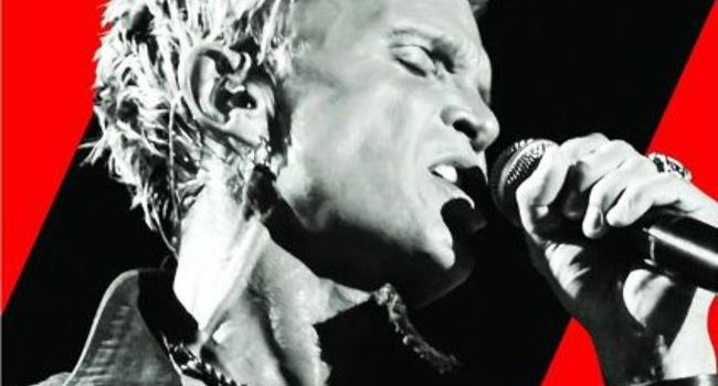 Concert Billy Idol Arenele Romane