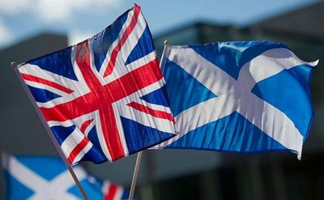 """Încă un """"nu"""" la Referendum. Scoţia rămane în Marea Britanie"""