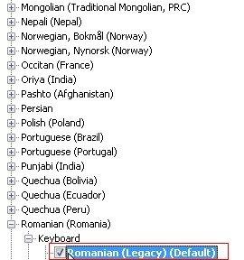 Scriere cu diacritice româneşti | Add Input Language Windows 7