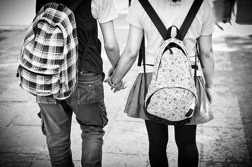 Prima iubire, sau Andreea şi adoleşcentul tembel