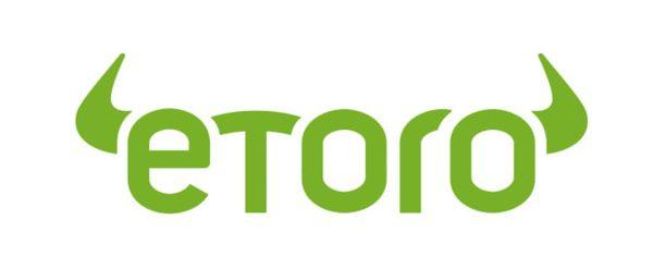 Platforme de tranzactionare online, Etoro logo